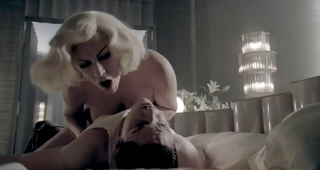 Agree, the Lady gaga naked having hardcore sex exist? scandal!