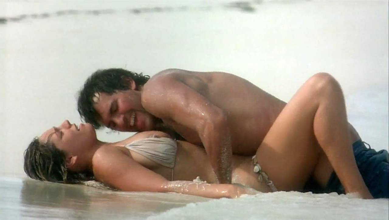 kelly brook sex scene survival island