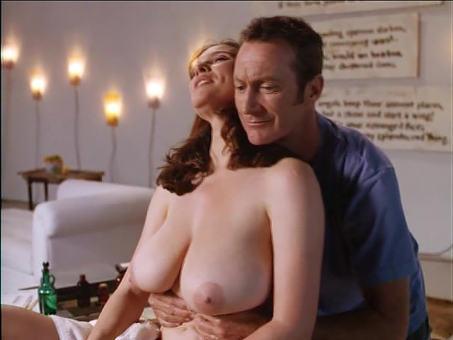 Mimi rogers breast massage