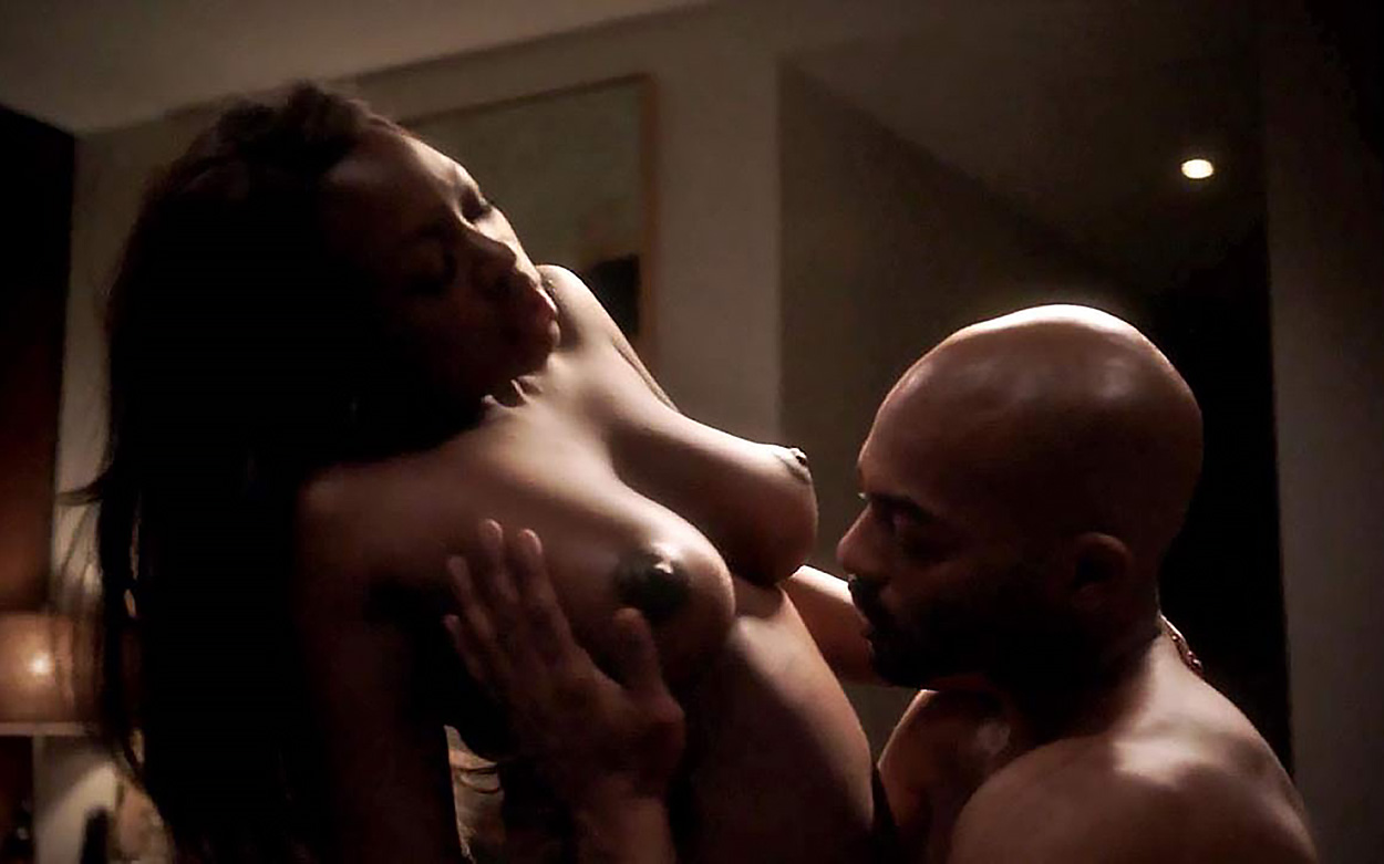 Power sex scene
