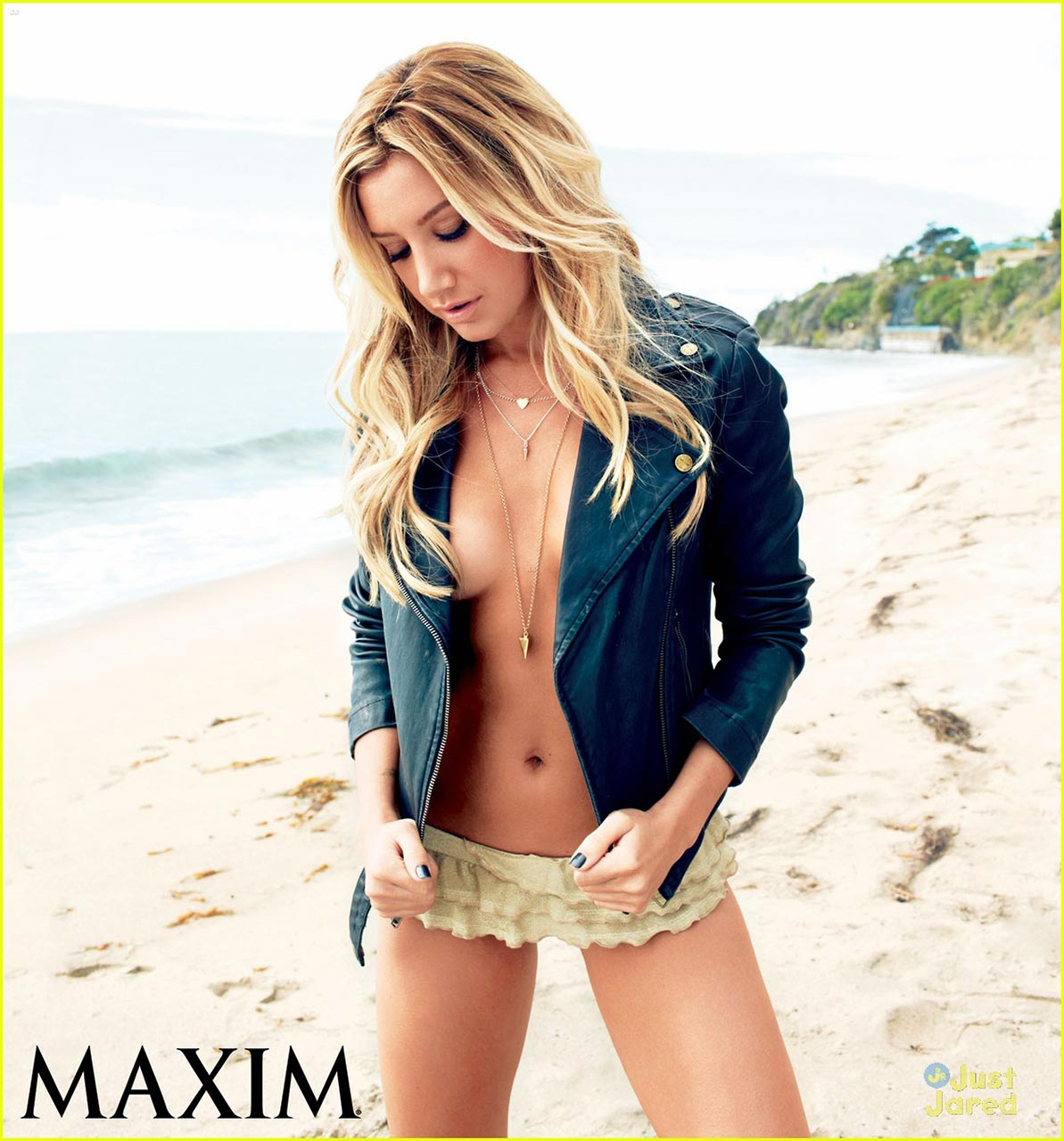 Miley cyrus ashley tisdale naked