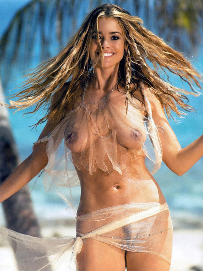 About Denise richards topless pics consider, that
