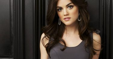 lucy hale reaction on topless leaked pics