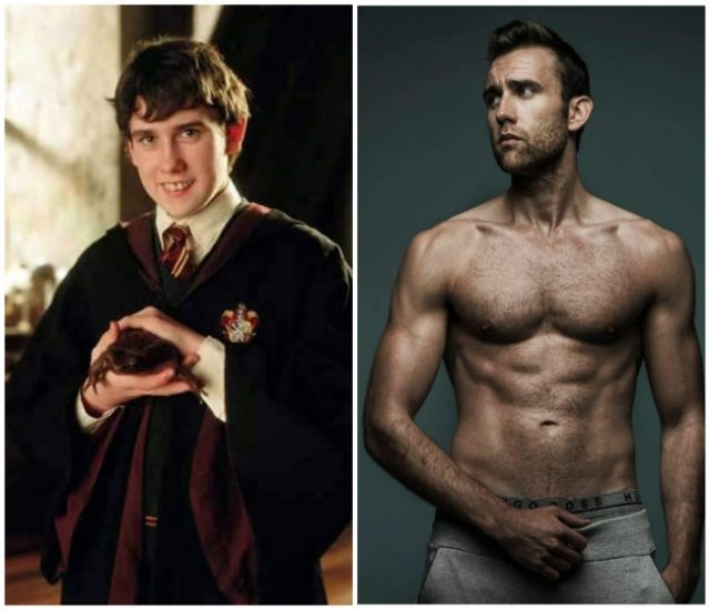 Matthew Lewis young and today