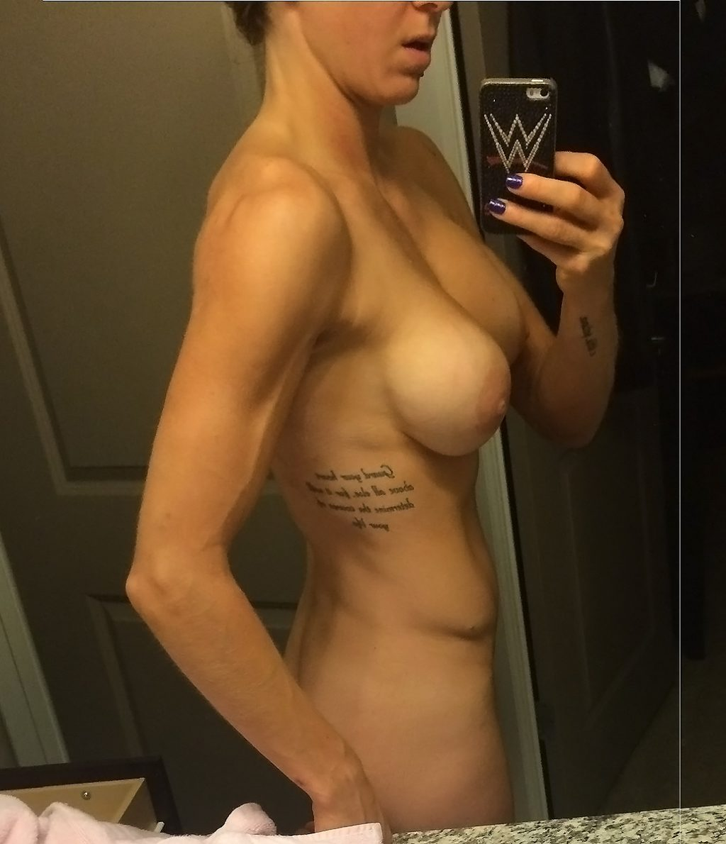 wwe diva ashley tits naked