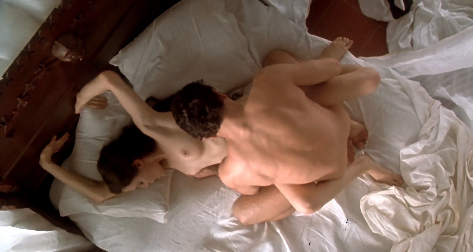 angelina jolie naked in sex scene from original sin