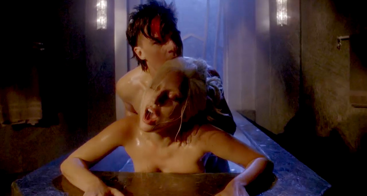 Lady Gaga Nude In Sex Scenes From American Horror Story - Scandalpost-7725