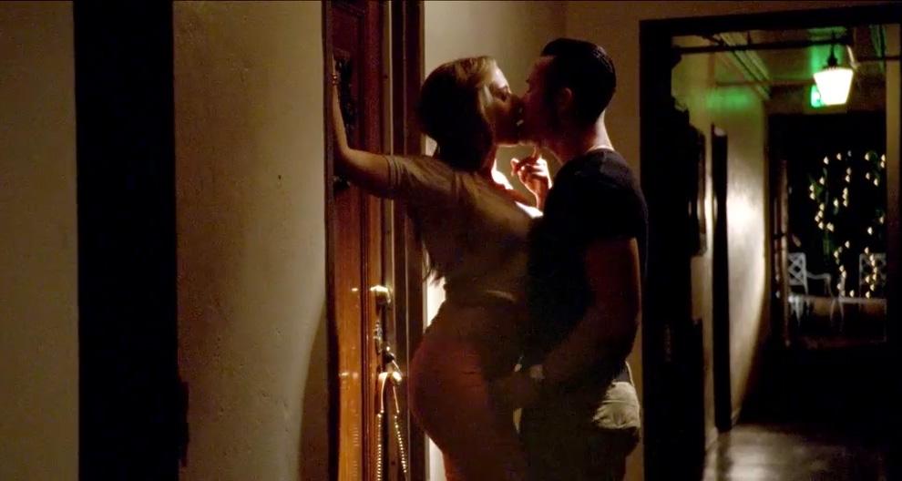 Sex scarlett johansson lesbian scene video with young