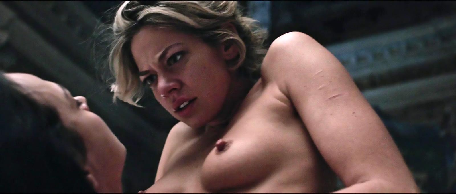 Analeigh Tipton Sex analeigh tipton lesbian sex scene in compulsion (2016