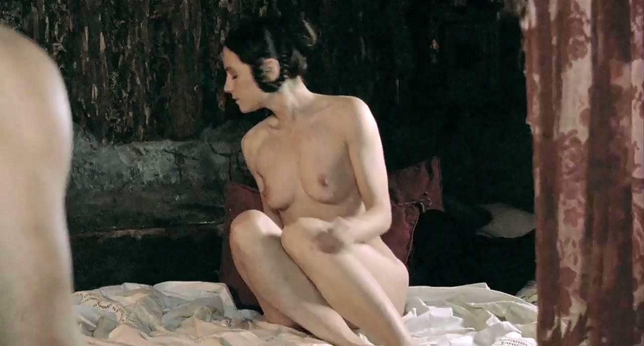 fully naked scene
