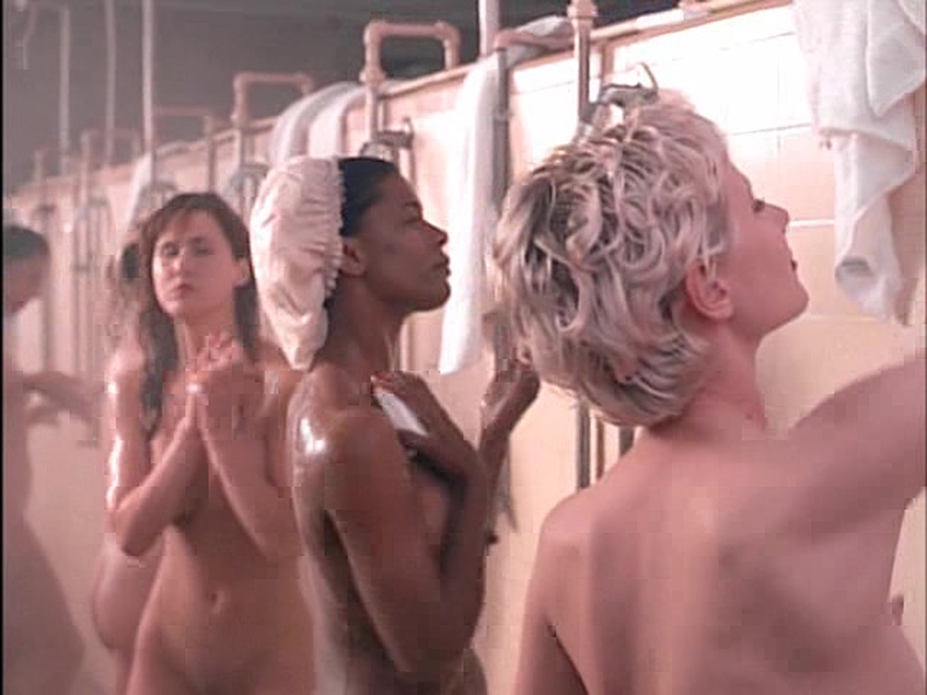 Hottest Prison Heat Nudity, Watch Clips See Pics