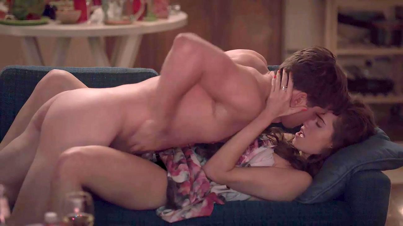 Allison williams sex scene