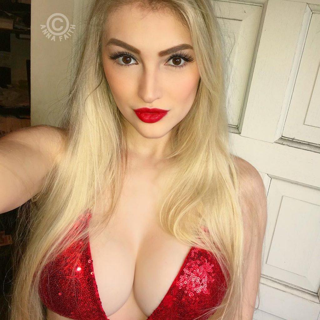 anna faith sexy