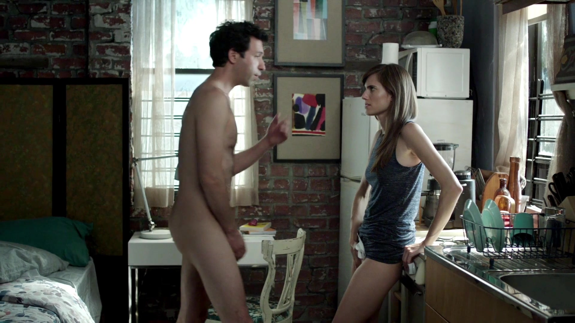 Allison williams free sex tape