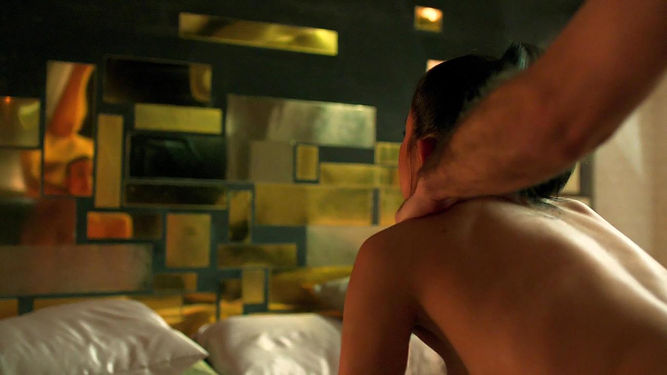 hard sex scene in naked