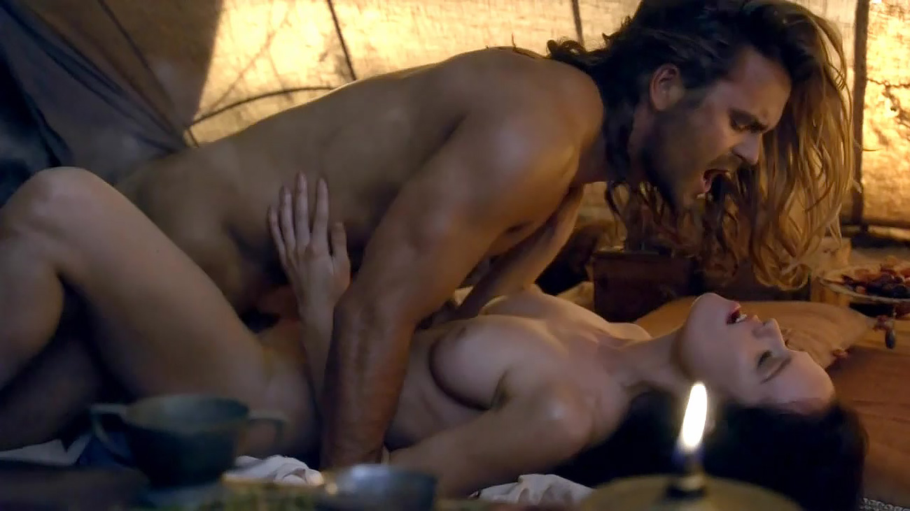 Gwendoline Taylor Intensive Sex From Spartacus - Scandalpost-2999