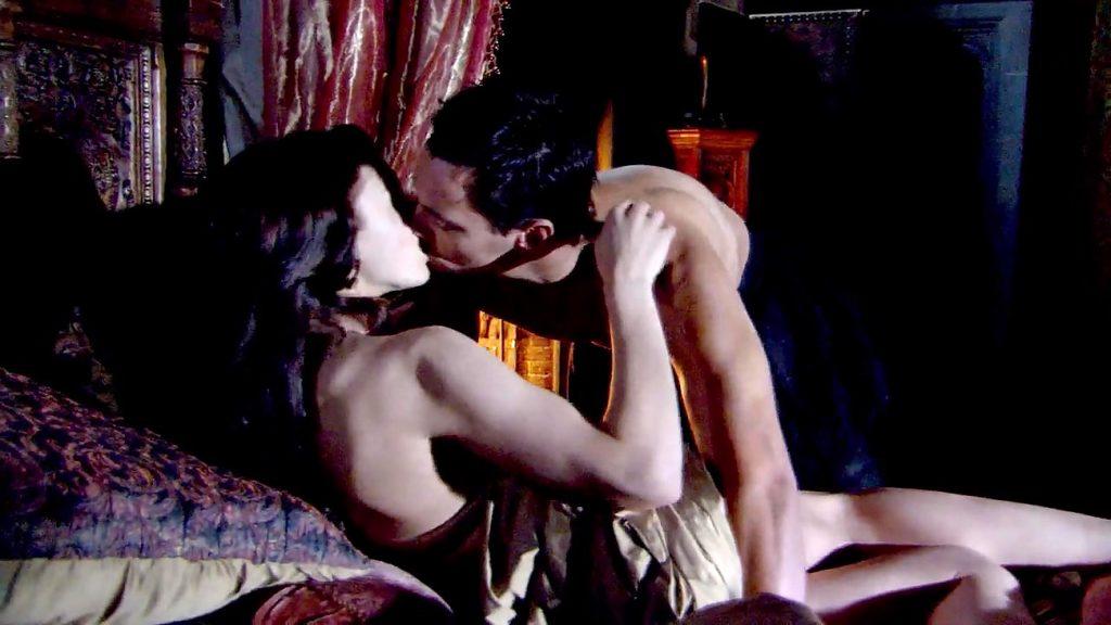 Tie tudors sex scene shetty naked fuck
