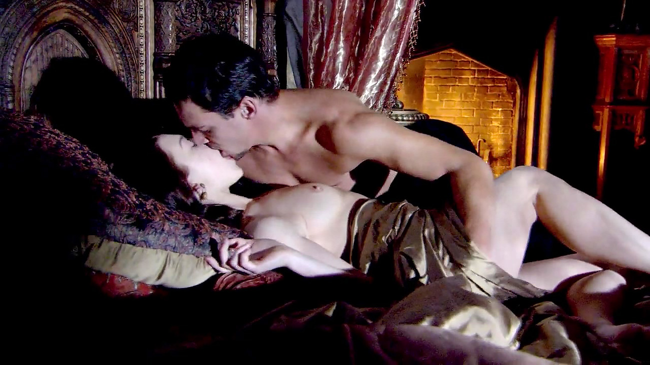 Natalie Dormer Nude Sex In Picture The Tudors, Uploaded By Routshi