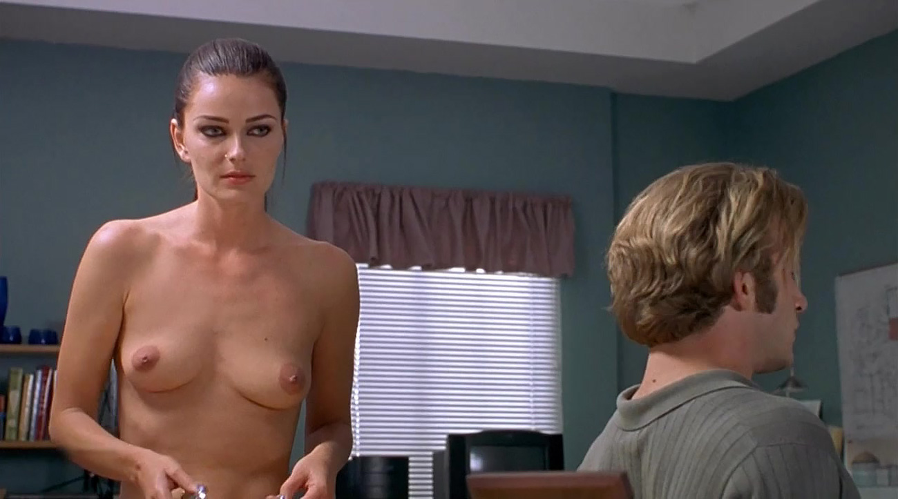 Paulina Porizkova nude scene