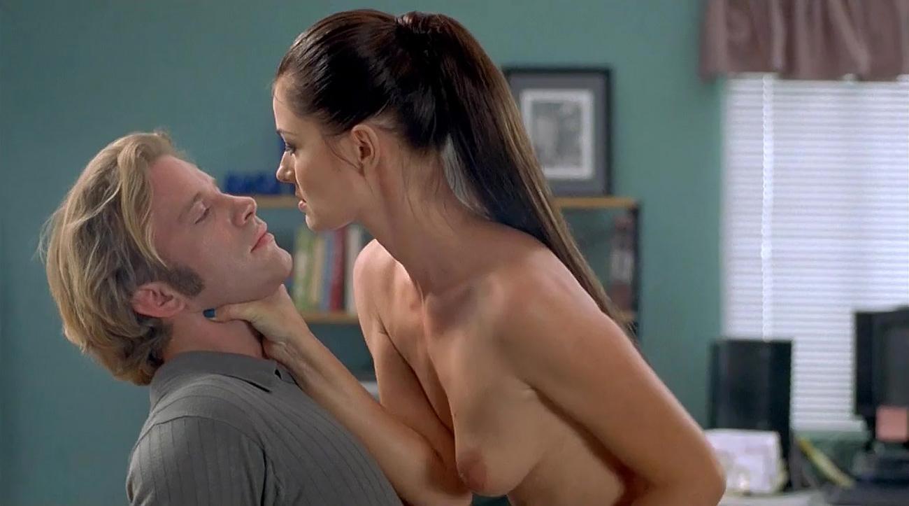 Paulina Porizkova nude sex scene