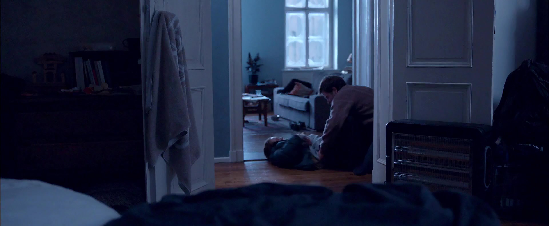Watch Teresa palmer sex on the floor in berlin syndrome movie video