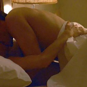 Jennifer Aniston sex scene in bed