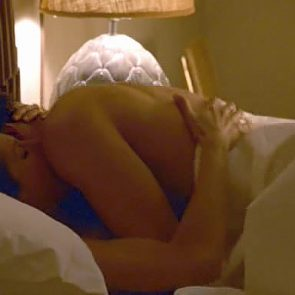 naked Jennifer Aniston having sex in bed
