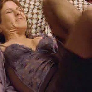 Jennifer Anistonn forced sex scene