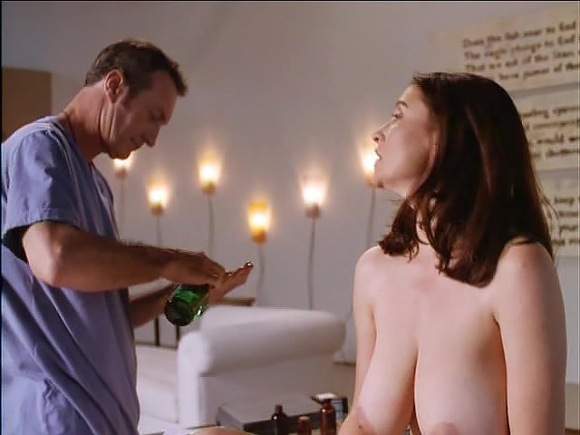 Mimi Rogers Huge Boobs From Full Body Massage - Scandalpost-2342