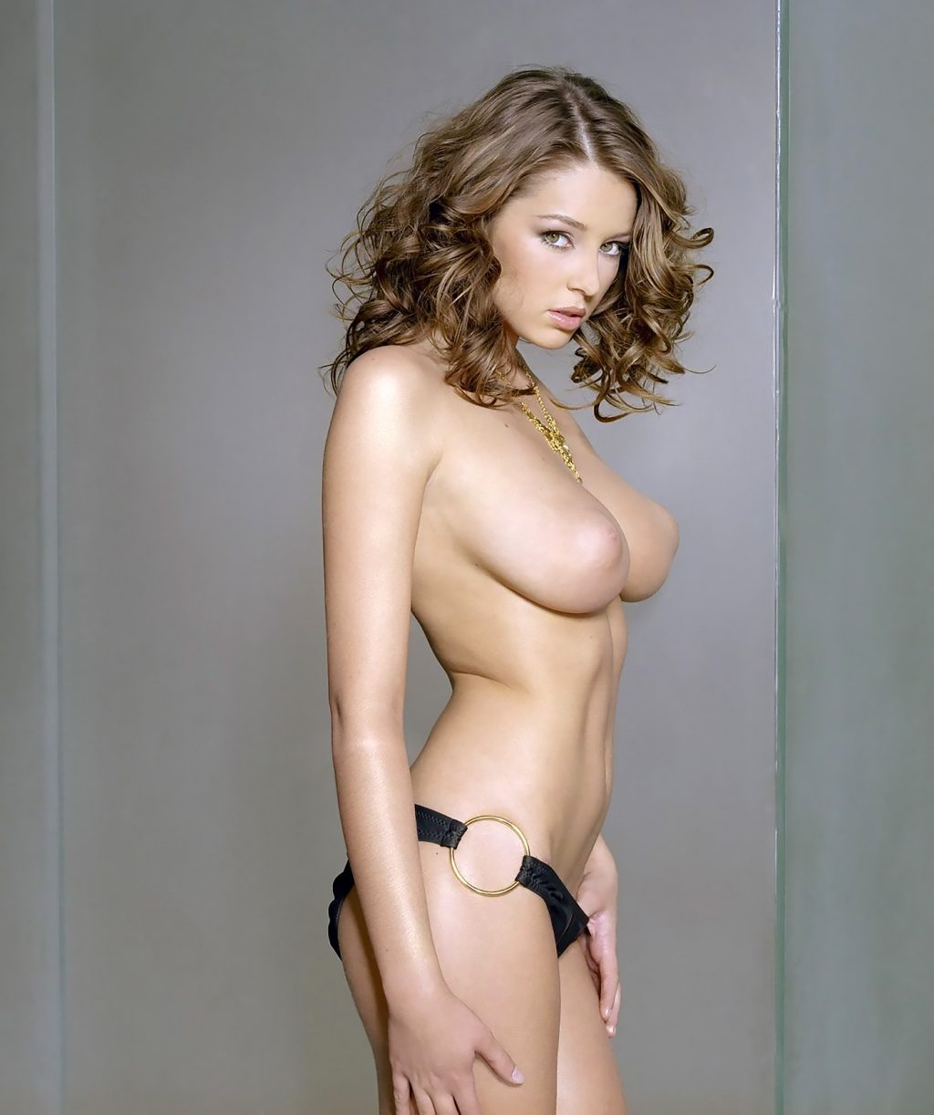 Keeley Hazell Nude Photos Collection - Scandalpost-9637
