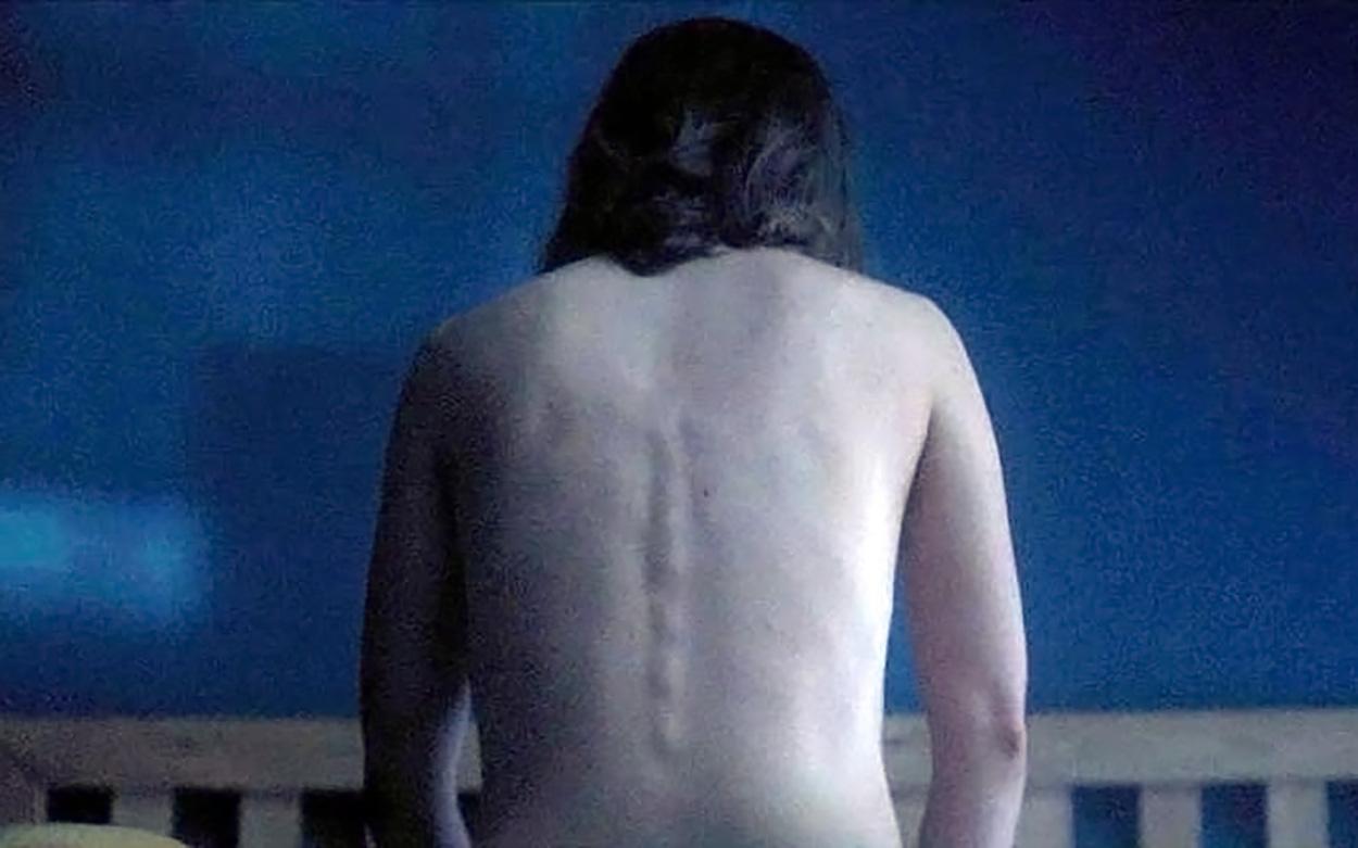 portman topless