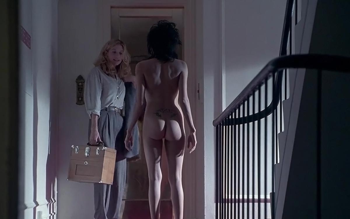 Angelina Jolie Naked Scene angelina jolie topless scene in gia - scandalpost