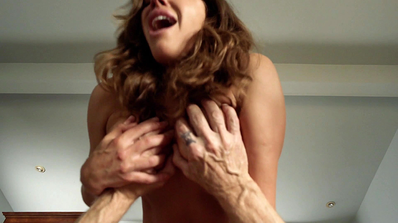 Naked women in prison groped-4324