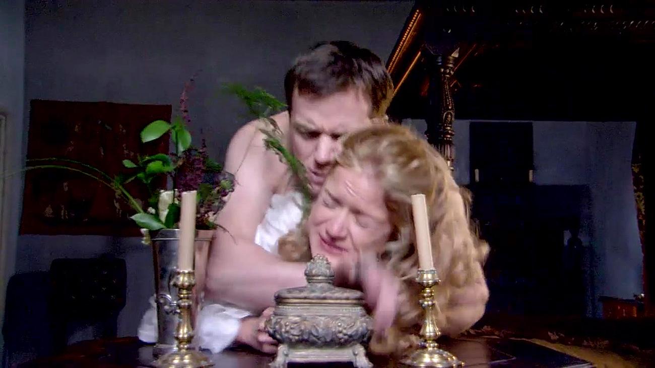 Tudors sex scenes