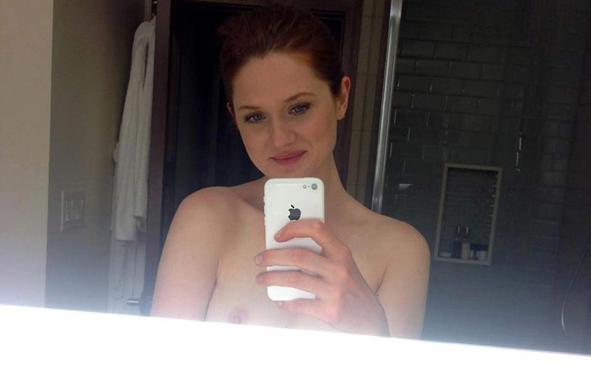 Bonnie Wright Naked Leaked Uncensored Pics Scandalpost