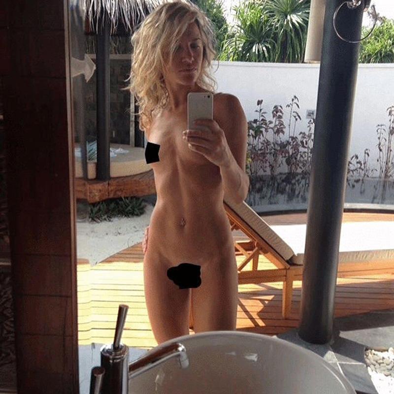 Julia Kovalchuk nude selfie