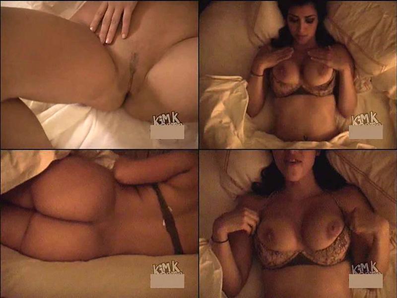 kim kardashian nude naked pics