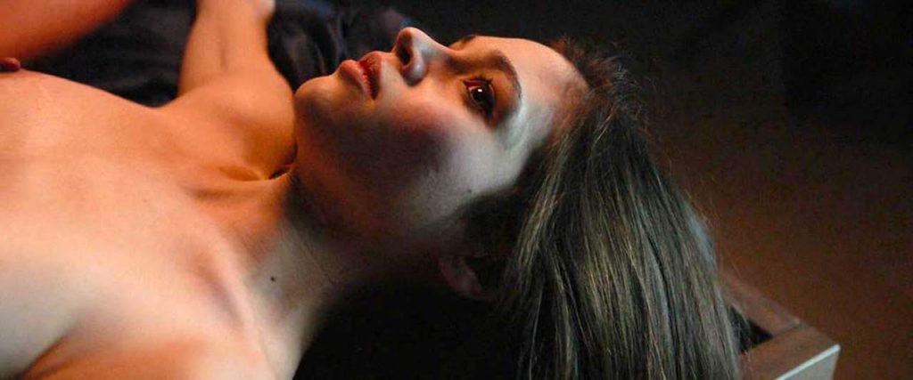India Eisley Naked Scene From Look Away - Scandalpost-7988