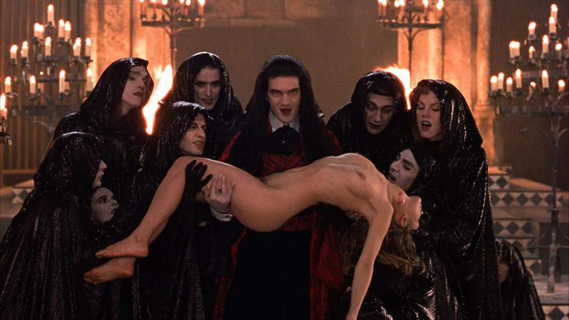 naked girl from interview with the vampire