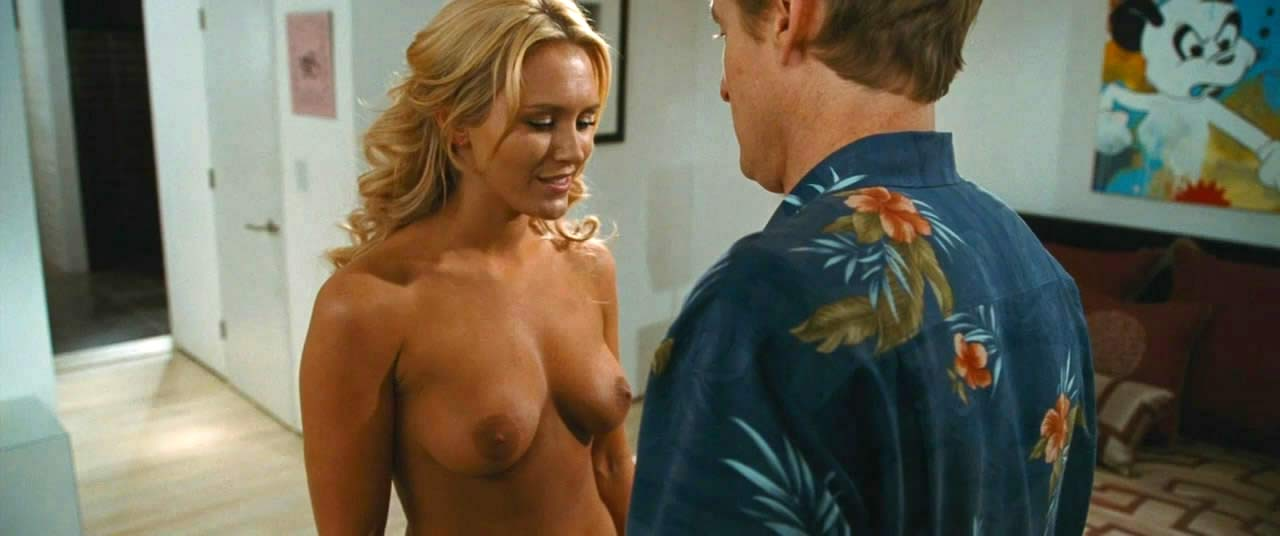 Nude scene in hall pass