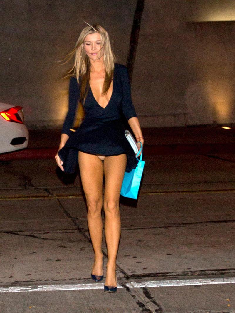 Joanna Krupa Upskirt  Tits Flashes  - Scandalpost-5845