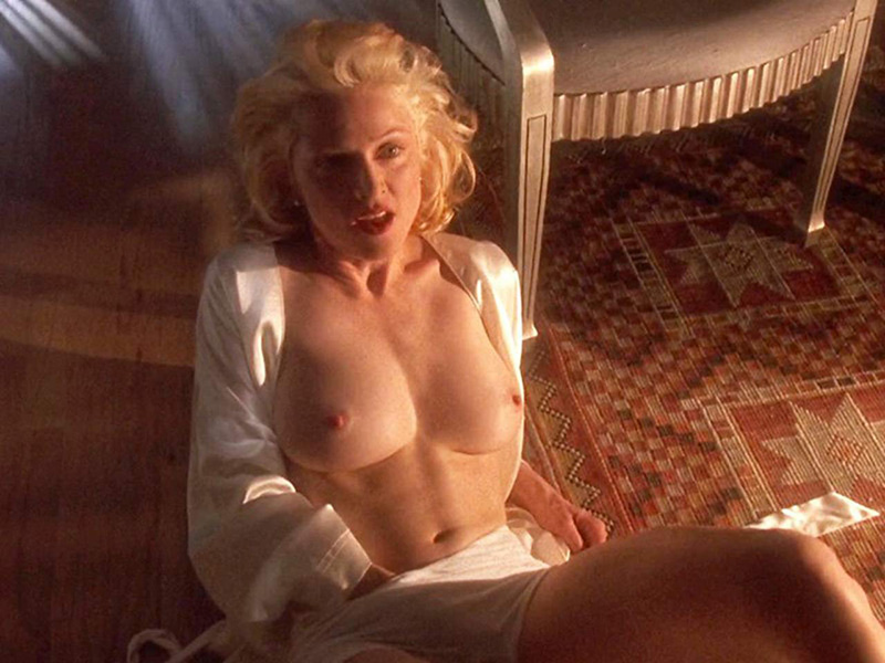 Madonna Porn - Sex Scene From Body Of Evidence - Scandalpost-1624
