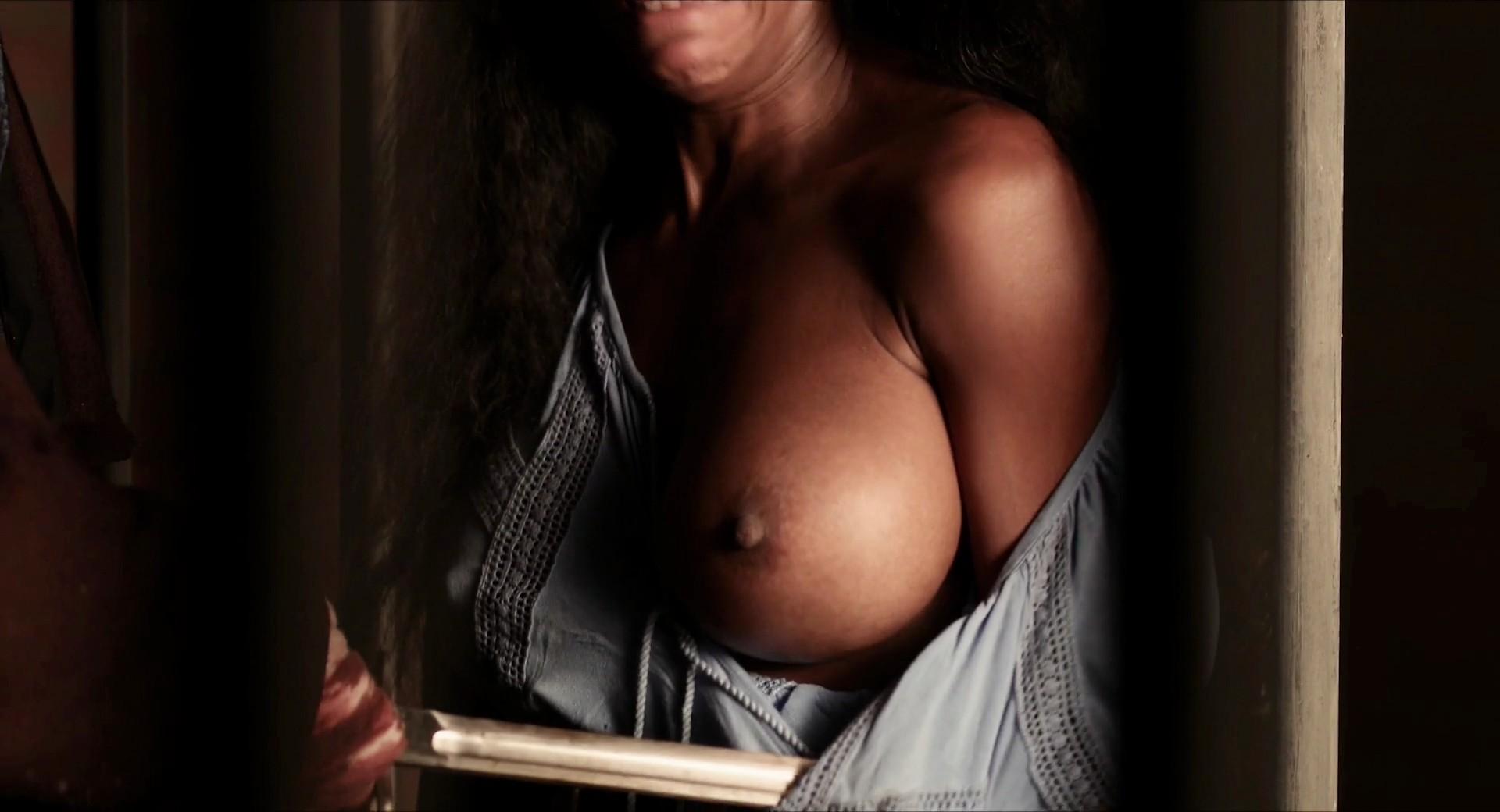 Alanna Forte boobs