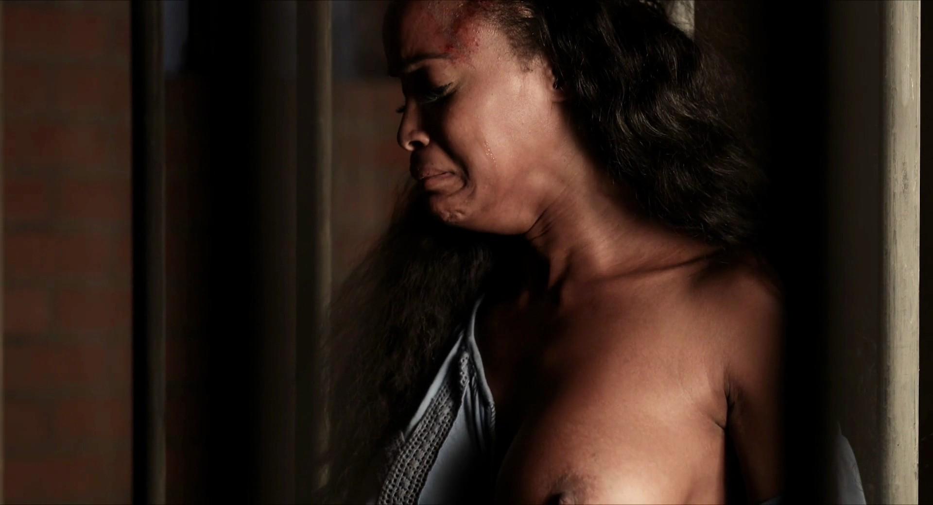 Alanna Forte nipples