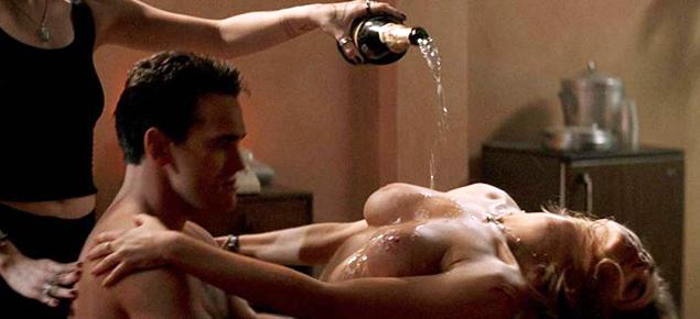 Denis richards threesome sex scene, girl sex fuck suck