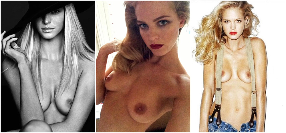 Nackt Erin Heatherton  Berühmten Hollywood