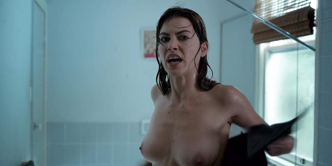 Charlotte Best Naked Scene from 'Tidelands' - ScandalPost