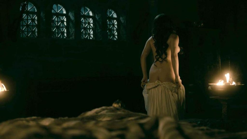 jennie jacques naked scene from vikings scandalpost