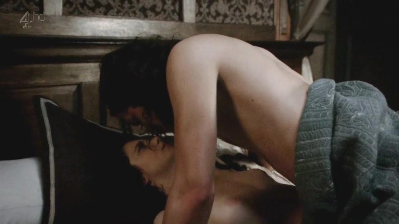 Nackt  Andrea Riseborough BOING! Movie
