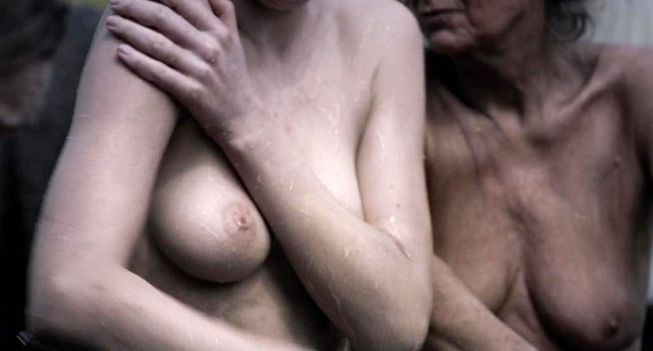 Nude cute video